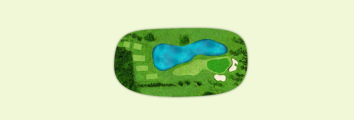 No.2 Hole Map